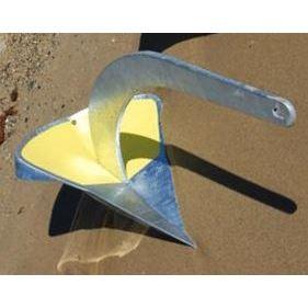 SPADE Galvanized Steel Anchors