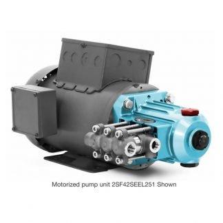 CAT Pump and Motor