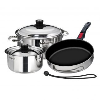 Magma Ceramica 7 Piece Cookware Set