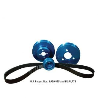 Serpentine Pulley Kits by AltMount